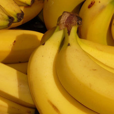 Nachmittagsbrei mit Banane
