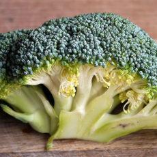 Brokkoli-Kartoffel-Brei mit Seelachs