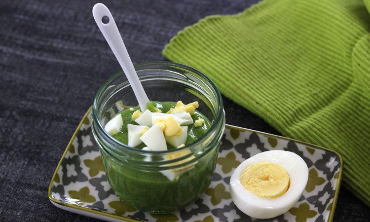 babybrei mit ei und brokkoli vegetarisches babybrei rezept. Black Bedroom Furniture Sets. Home Design Ideas
