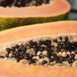Papaya-Brei für Babys