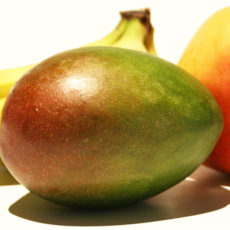 Babybrei Mango Banane