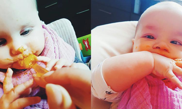 Zwillinge Babybrei und Beikost