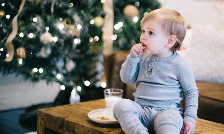 weihnachtskekse für babys