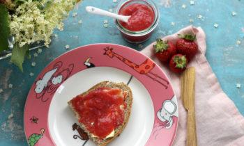 Marmelade für Babys Kleinkinder