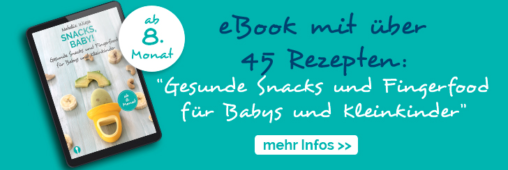 eBook Snacks Baby