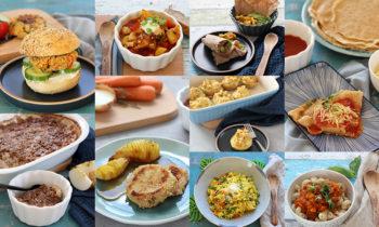 Was koche ich heute Vegetarisches 14-Tage-Plan