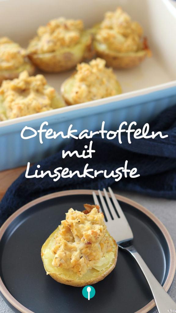 Vegetarische Gerichte für Kinder Ofenkartoffeln