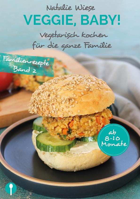 eBook Gerichte für Kinder Vegetarisch Titelbild