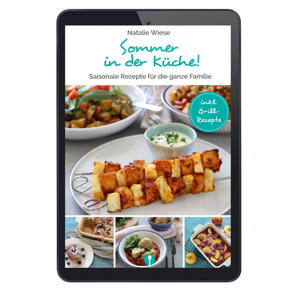 eBook Sommerrezepte Grillrezpte für Kinder und Babys