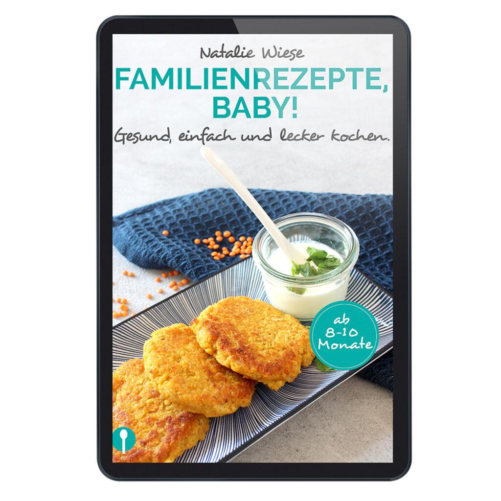 eBook Familienrezepte Baby Kinder