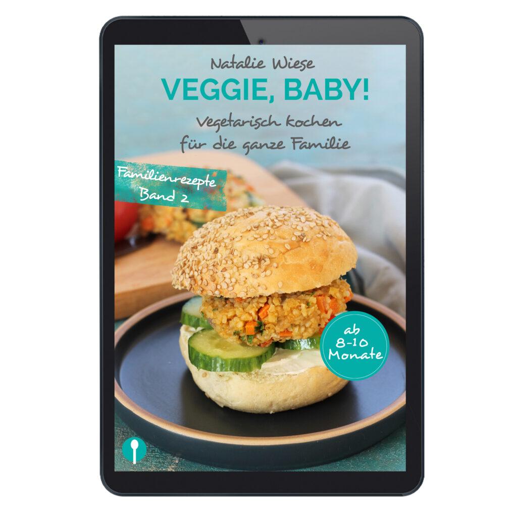 eBook Veggie Baby Vegetarsiche Rezepte für Kinder