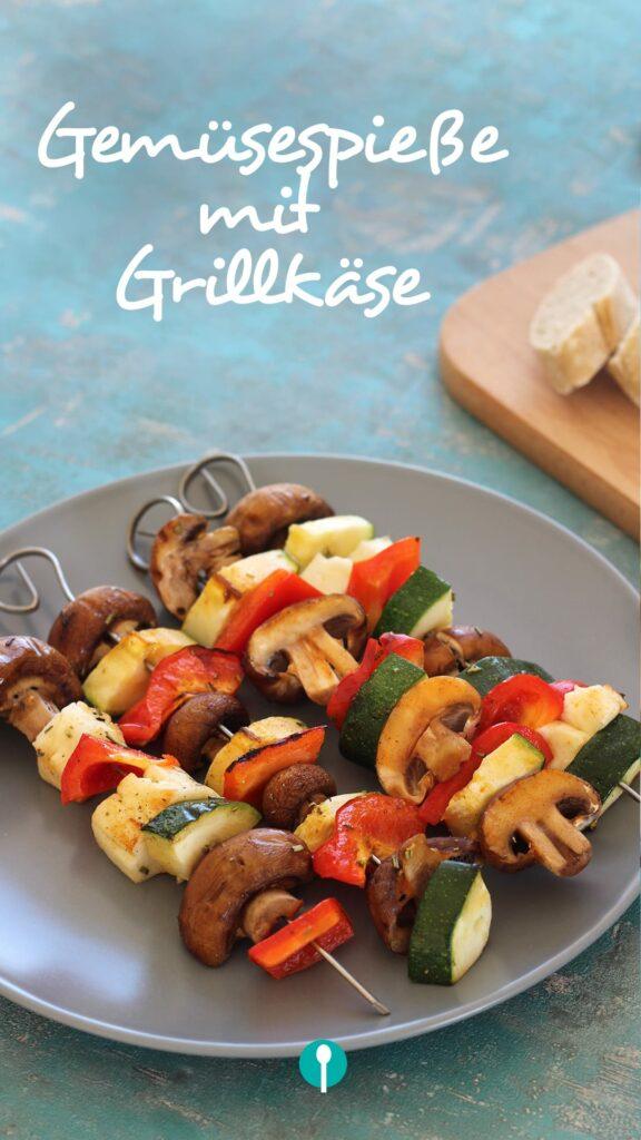 Grillen Baby Kleinkind Familienrezepte Gemüsespieße