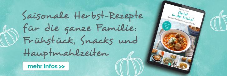 eBook Herbstrezepte für die Familie