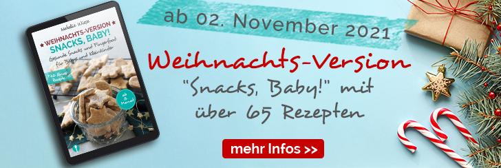 eBook Xmas Snacks Baby Kinder